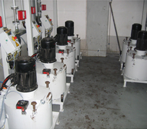 Oil Cleaning Machine, System