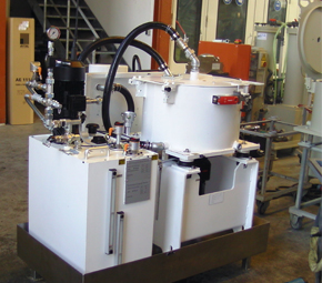 Coolant / Oil Cleaning Separators