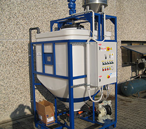 Effluent Recycling System, Plants