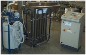 Automatic Paint Sludge Removal System