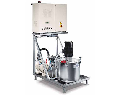 Solid liquid Separation Centrifuge - Semi Automatic